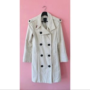💥3 for $20💥 Mango Brushed Trench